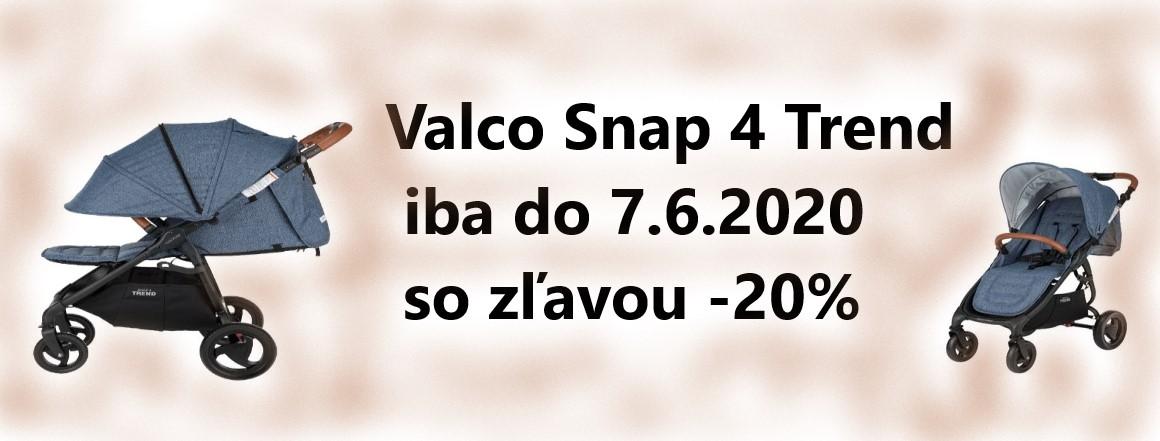 Valco Snap 4 trend -20%