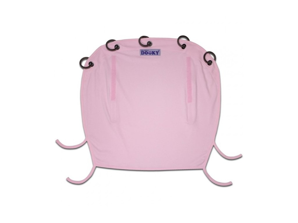 DOOKY Slnečná clona - Baby Pink