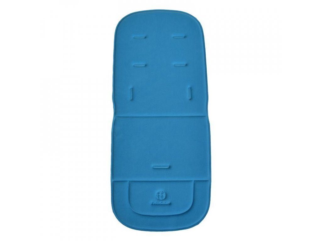 Petite&Mars podložka do kočíka memory - modrá