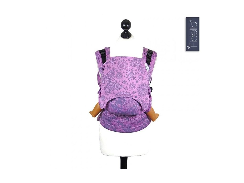 Fidella TESTER Fusion - iced butterfly violet