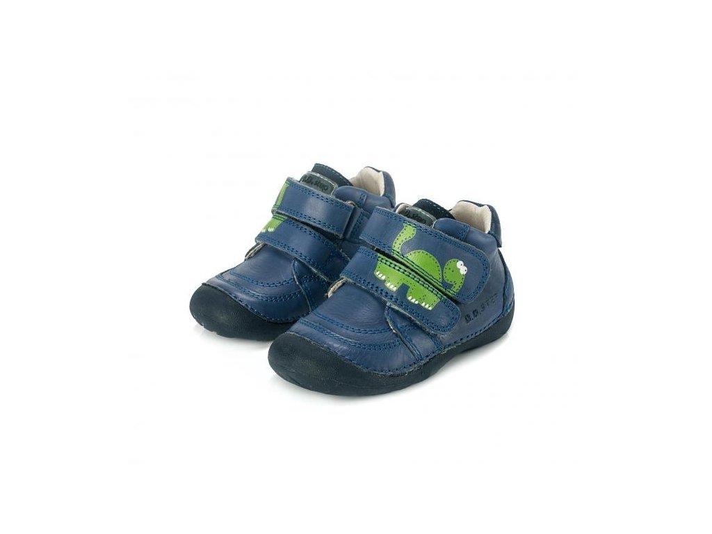 4f9e1d57c D.D. Step jesenné topánky Royal Blue veľ. 19 - Kmart.sk