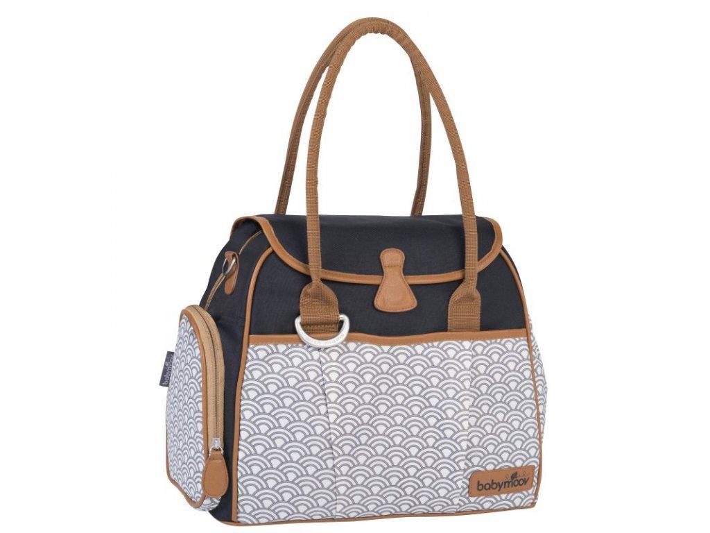 BABYMOOV Prebalovacia taška Style Bag Black