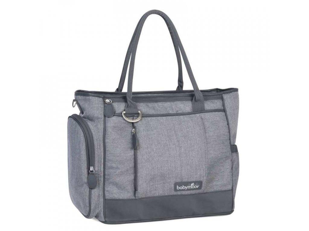 BABYMOOV Prebalovacia taška Essential Bag Smokey