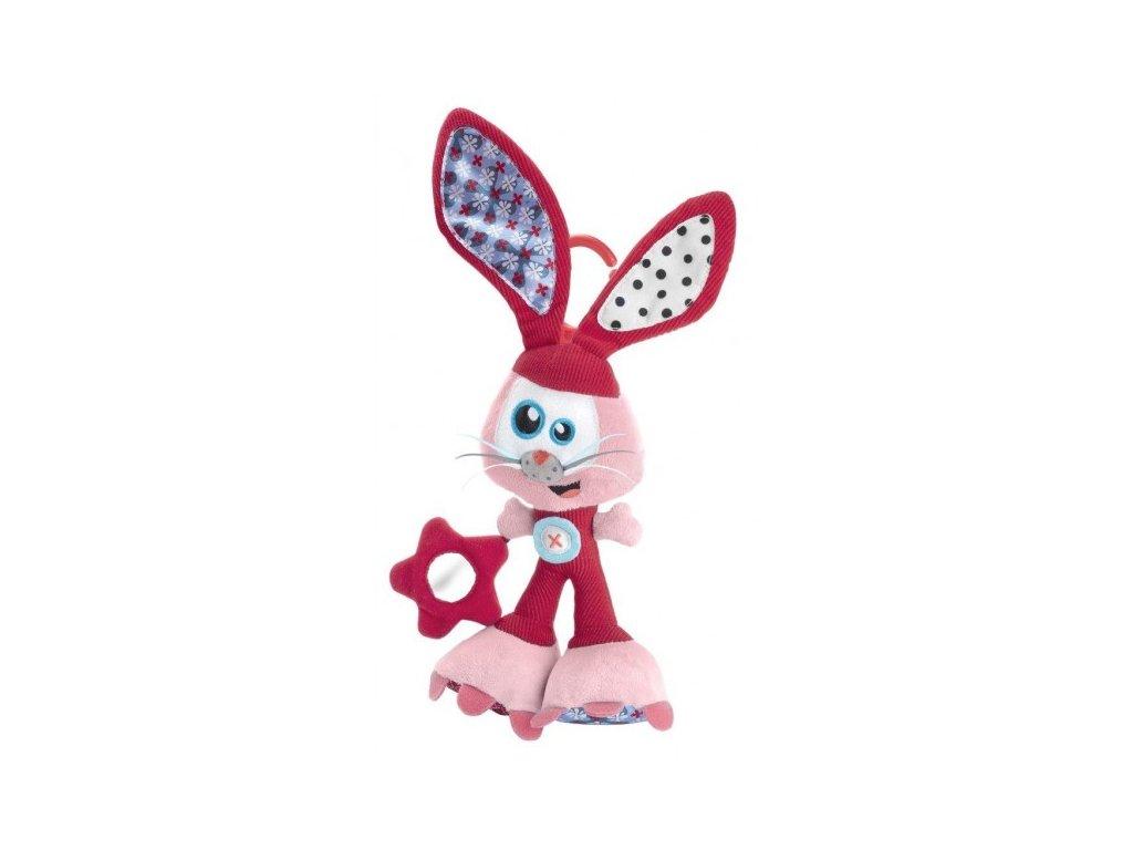 BABYMOOV Hračka králik PERLA PINPIN