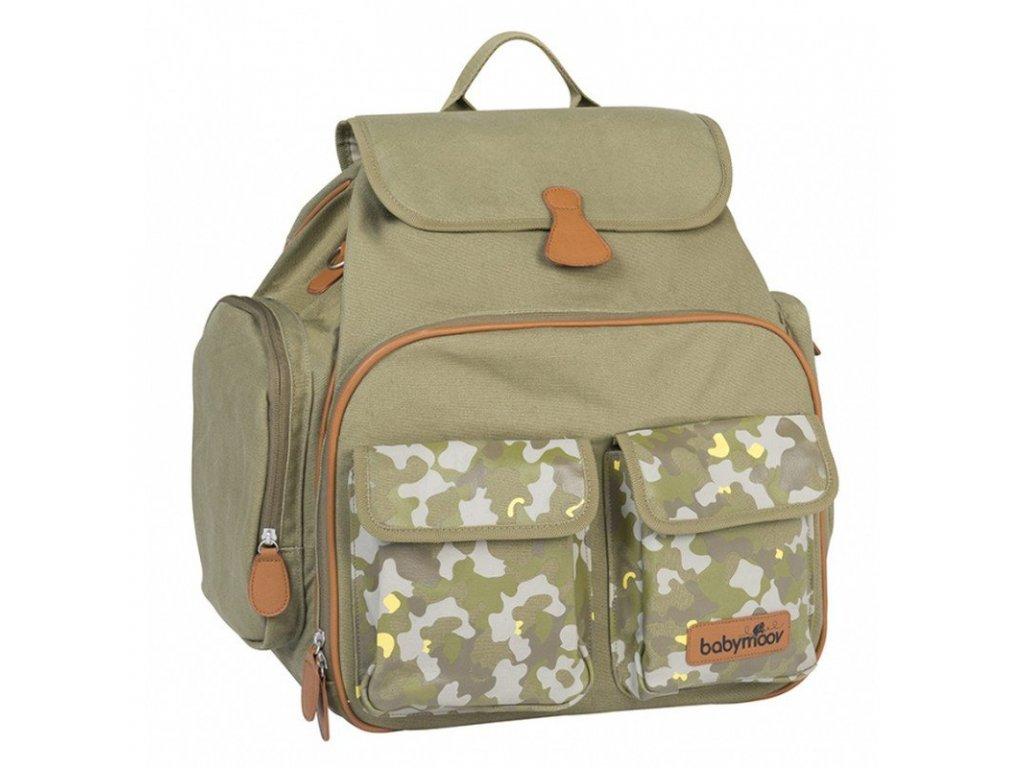 BABYMOOV Prebalovacia taška Glober Bag Camouflage