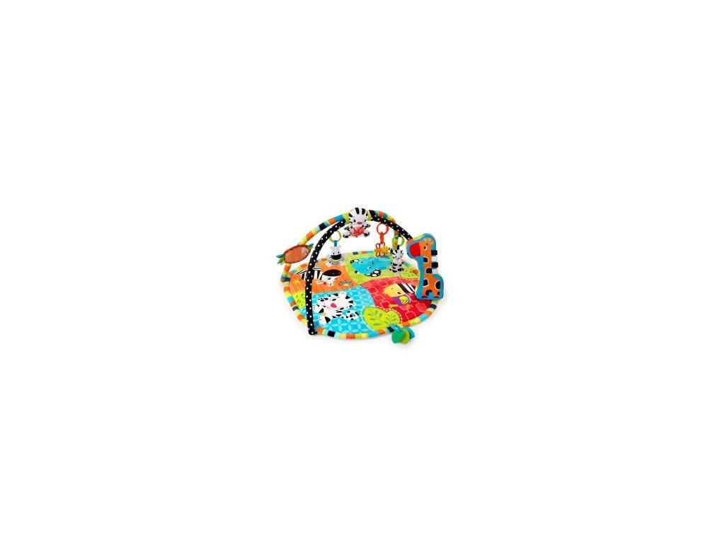 Bright Starts Deka na hranie Spots&Stripes Safari™ 0m+