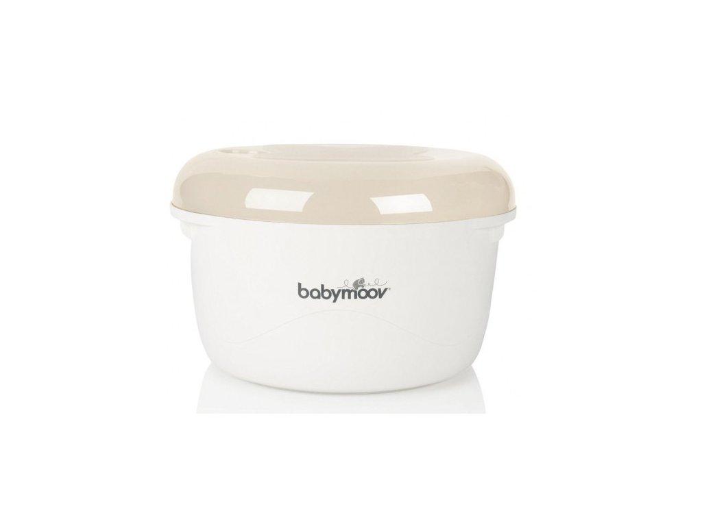 Babymoov sterilizátor do mikrovlnky Cream