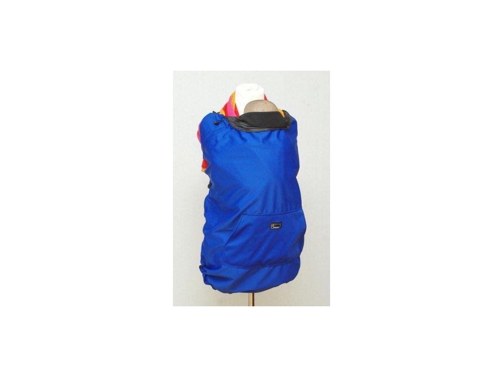 Šanami Ochranná kapsa na nosenie - modro-čierna