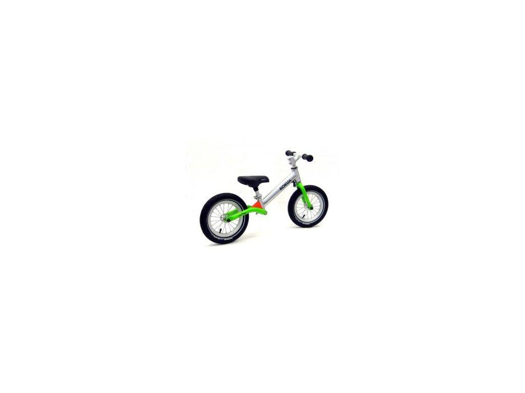 KOKUA Jumper zelený