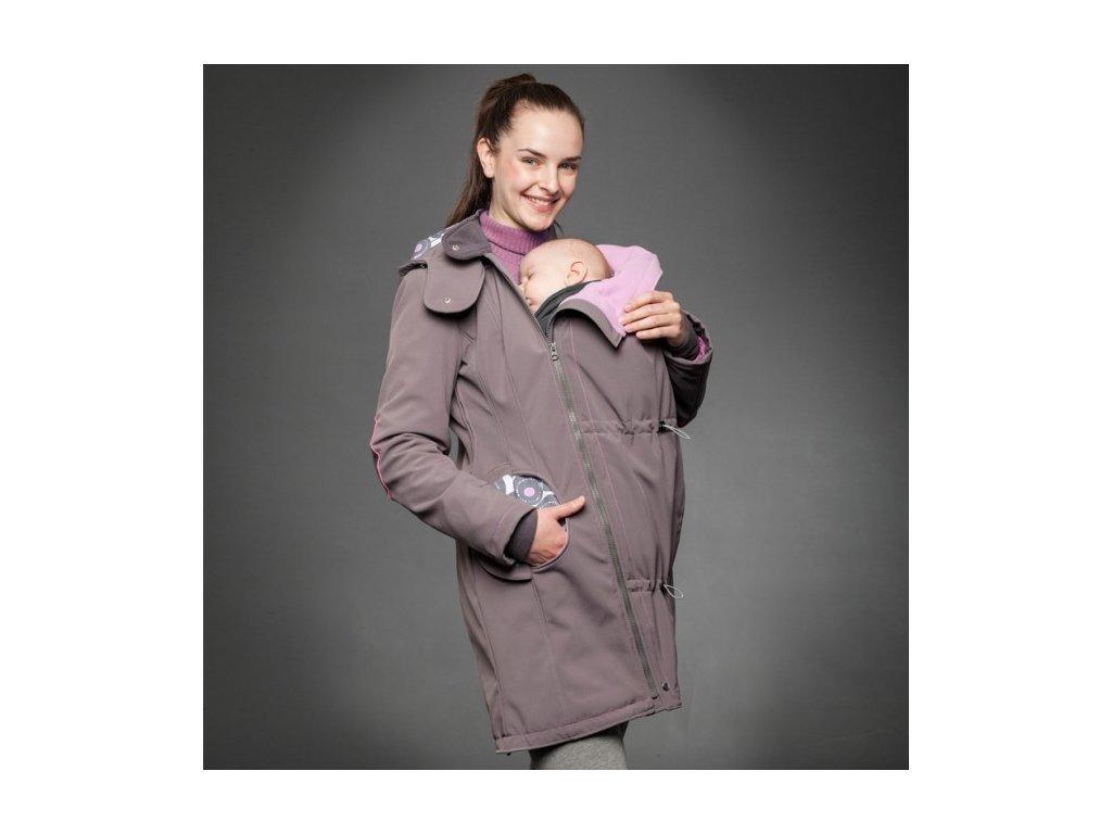 Liliputi Mama kabát - peony