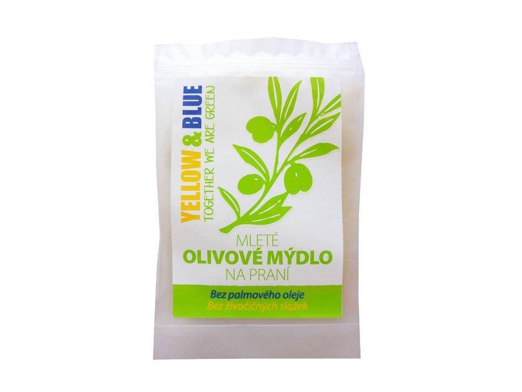 Tierra Verde Mleté olivové mydlo na pranie - 500g