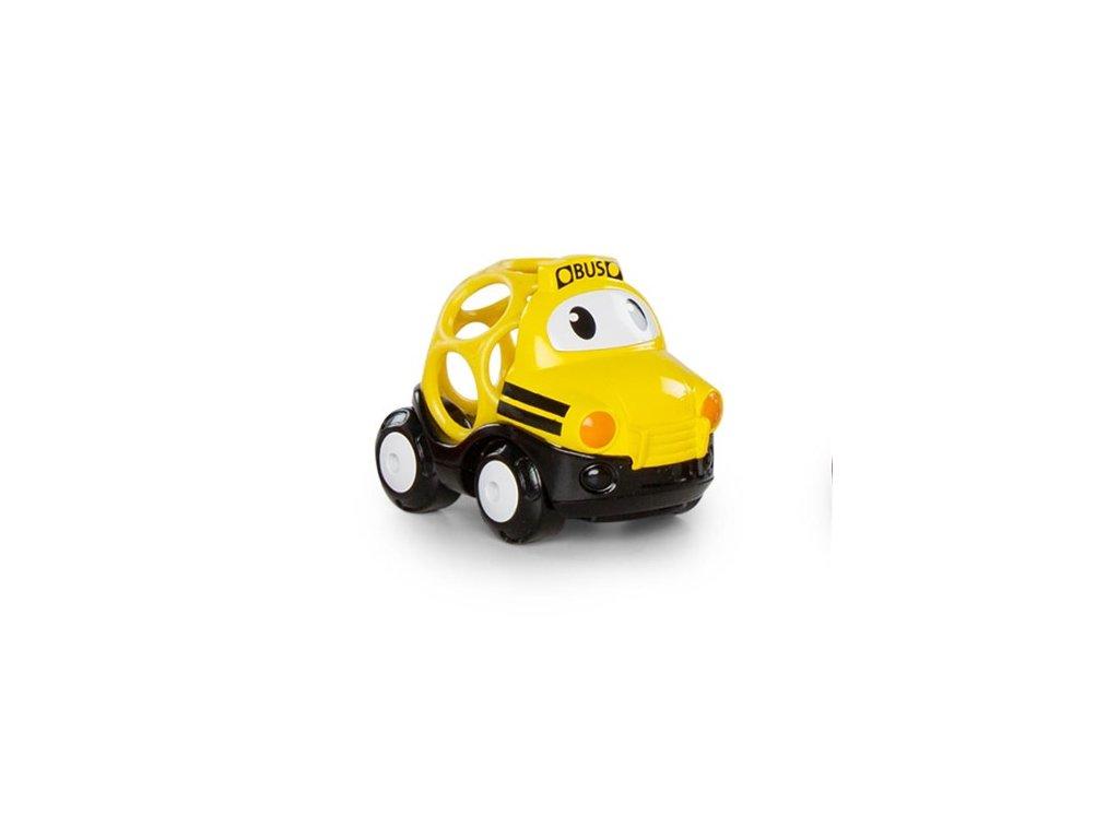 Autíčko autobus školský Thomas Oball Go Grippers™18m+