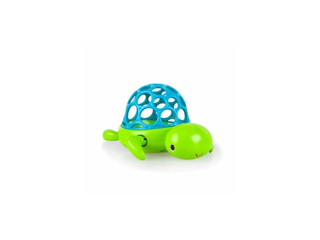 Hračka korytnačka Oball H2O Wind´n Swim™ 6m+