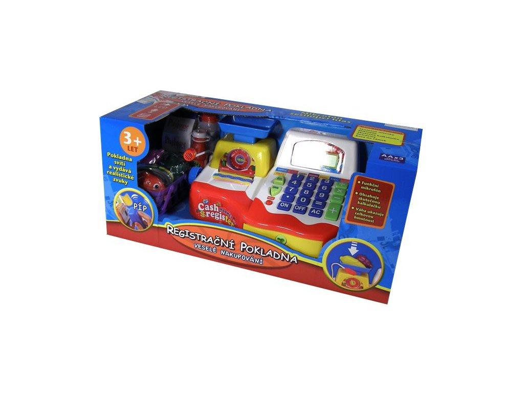 Mac Toys Elektronická pokladnica