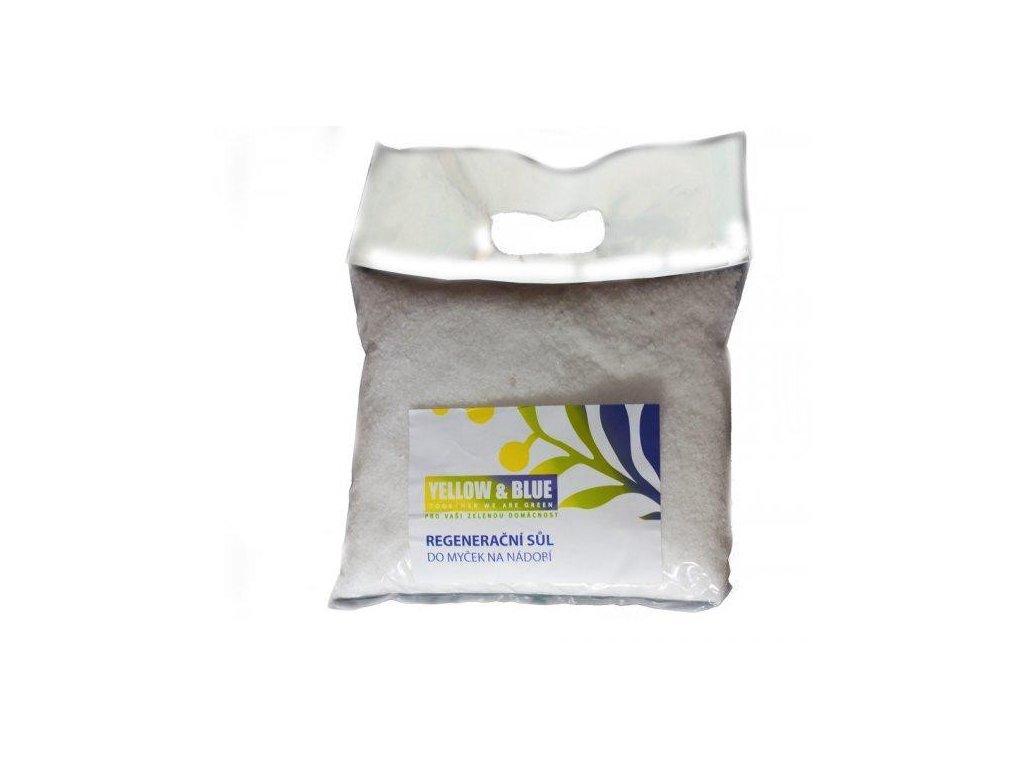 Tierra Verde Regeneračná soľ do umývačky riadu 3kg