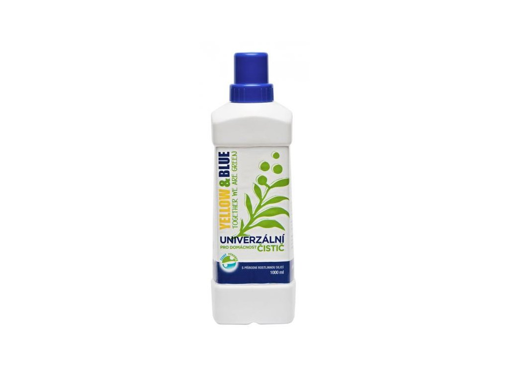 Tierra Verde Univerzálny čistiaci prostriedok z mydlových orechov 1000 ml