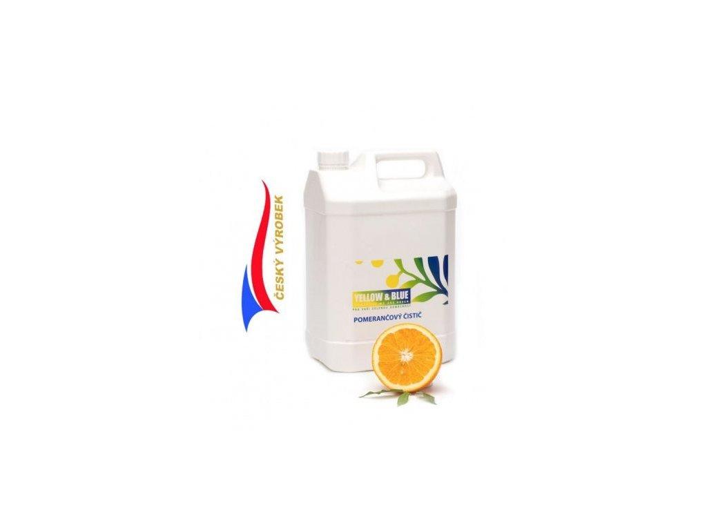 Tierra Verde Pomarančový čistič 5 L
