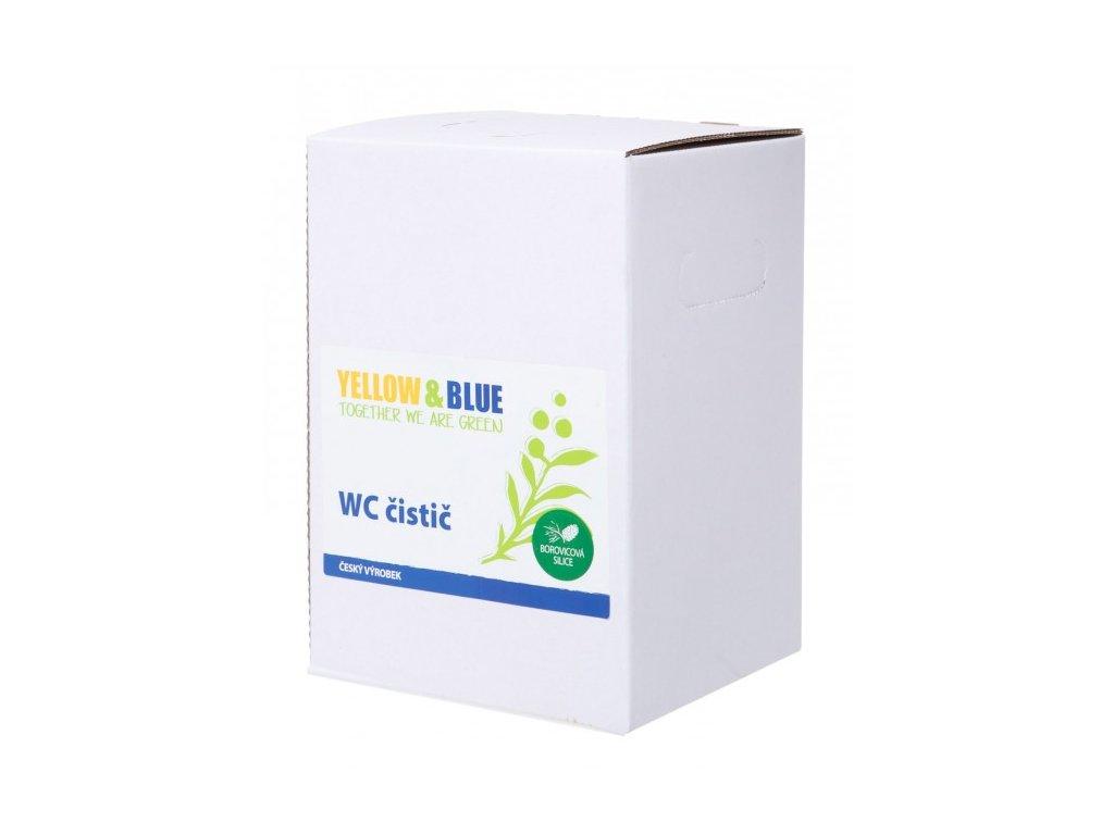 Tierra Verde WC čistič 5 litrov