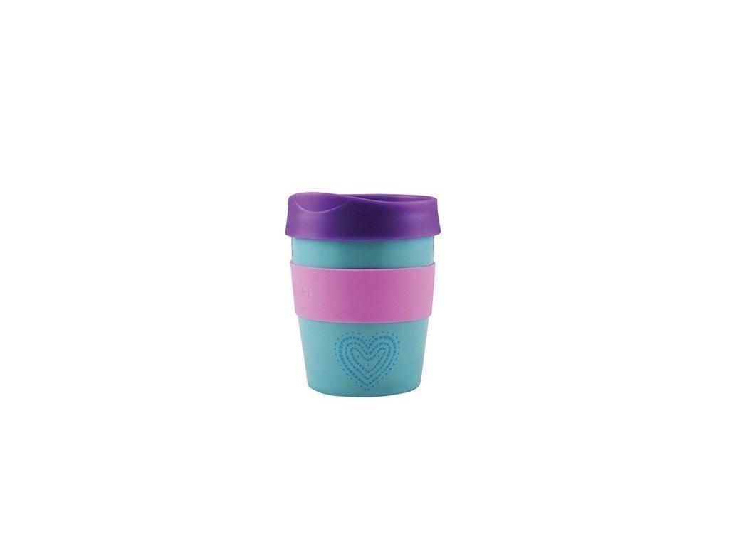 Cheeki Nerezový Termo pohár na kávu 230 ml - Heart - Kmart.sk b67c151fdfa