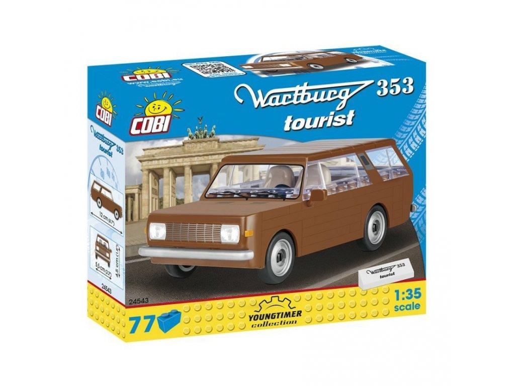 cobi wartburg 353