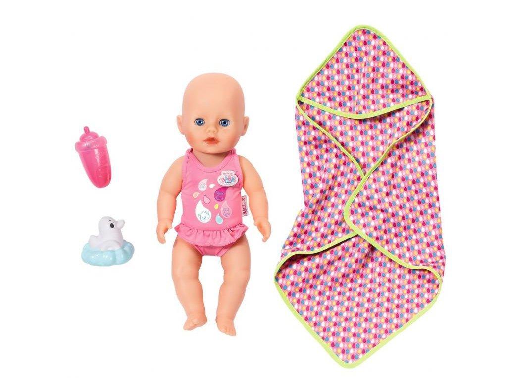 Zapf Creation My Little BabyBorn - kúpacia bábika