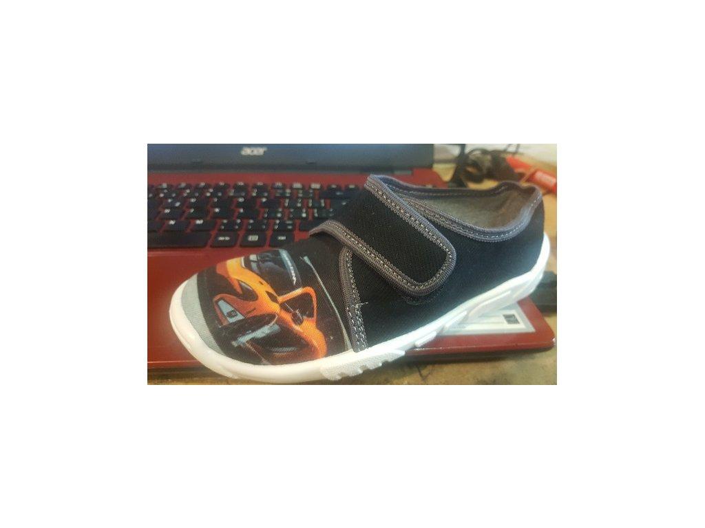 ZETPOL tenisky/papučky - auto