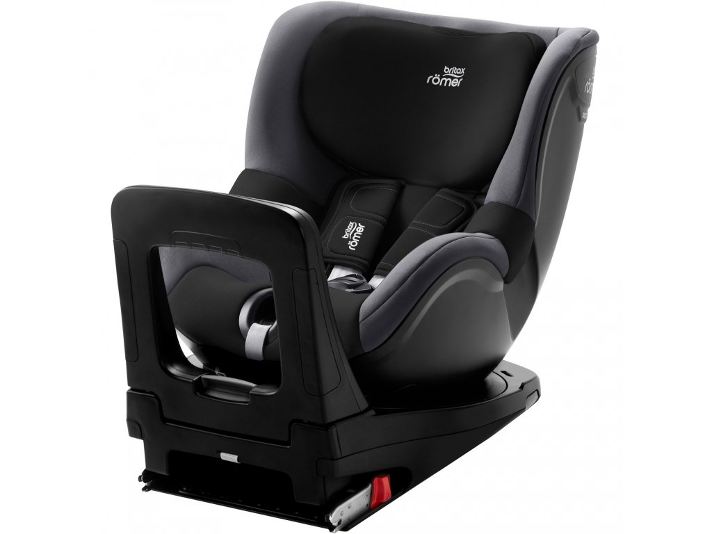 RÖMER Autosedačka Dualfix i-Size BRR022730/Black Ash