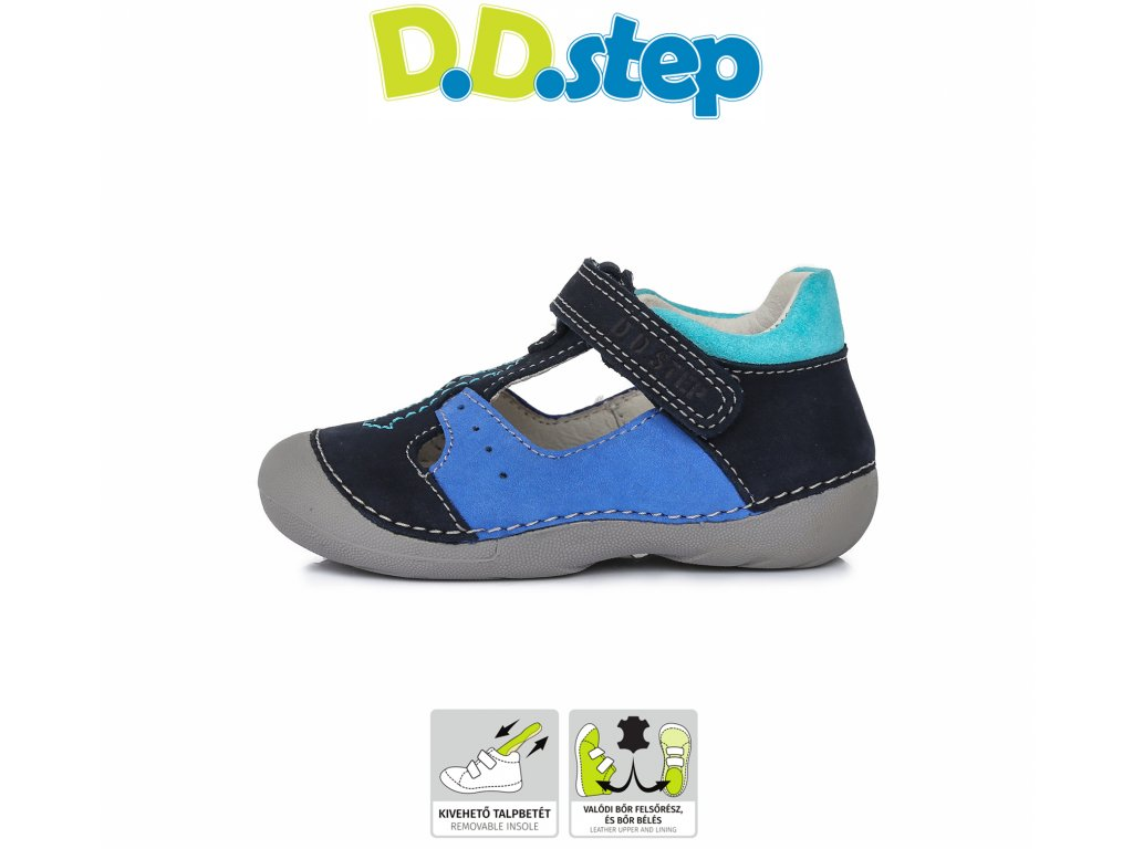 DJB019 015 175 d.d.step sandalky