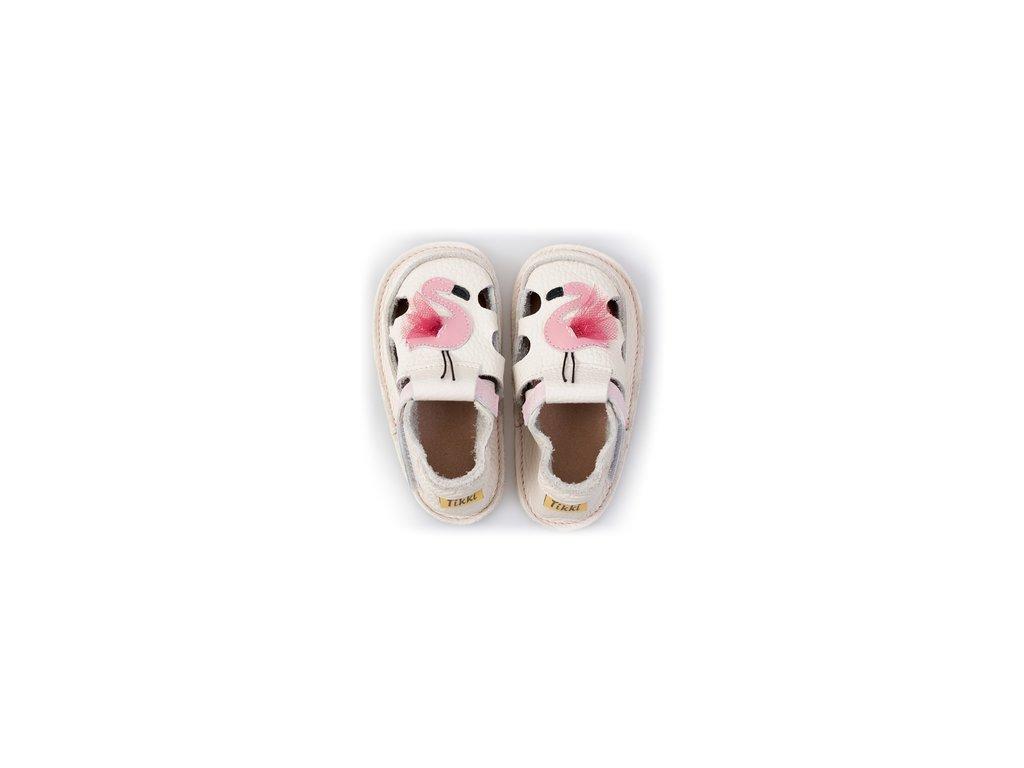 sandale barefoot copii flamingo 1764 2