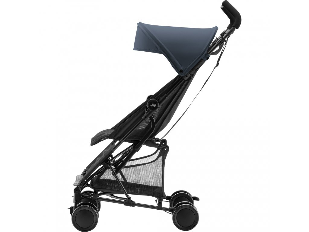 BRITAX Kočárek Holiday 2 BRR011212/Navy Blue