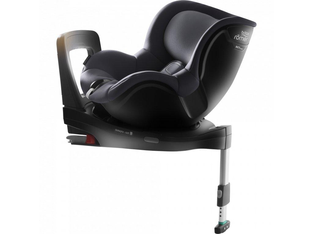 RÖMER Autosedačka Swingfix i-Size BRR022735/Storm Grey