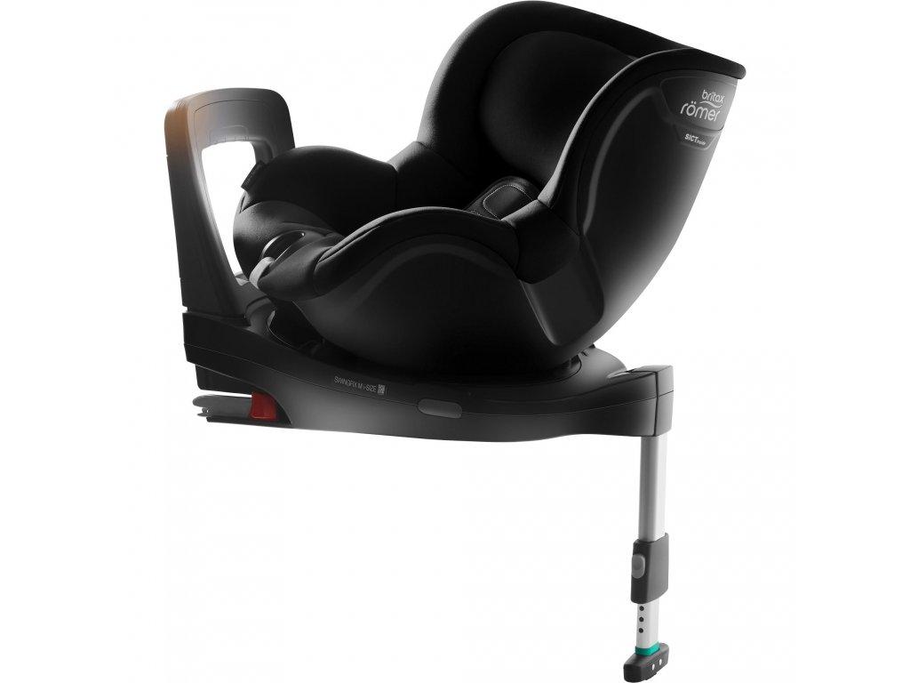 RÖMER Autosedačka Swingfix M i-Size BRR022737/Cosmos Black