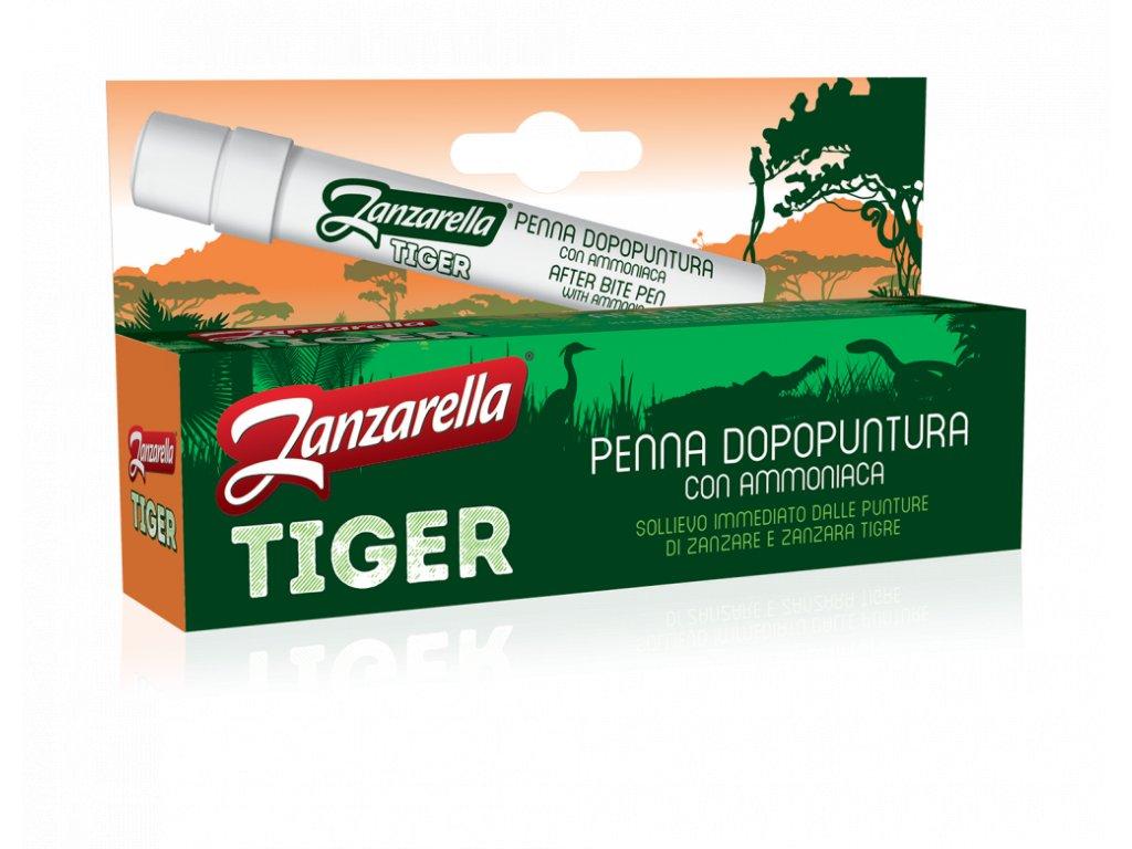 zanzarella tiger po ustipnuti