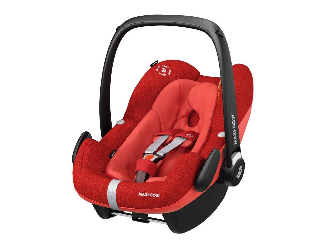 Maxi-Cosi Autosedačka Pebble Plus Nomad Red 0-13kg 2019 8798586120