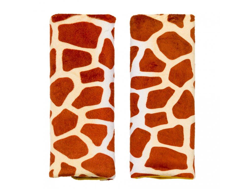 BENBAT Chrániče pásů BEN021011/Giraffe
