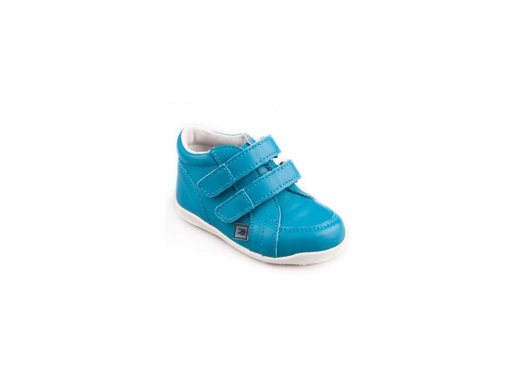 RAK capačky/topánky Tyrkys na suchý zips