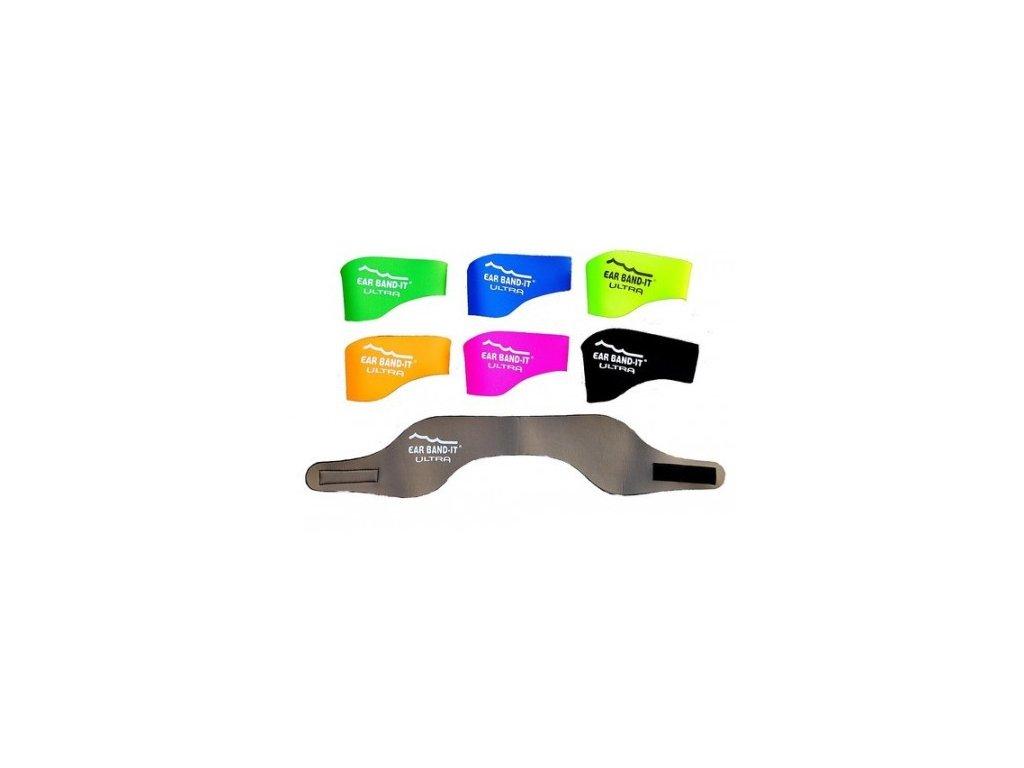 Ear Band-It  - neoprénová čelenka ULTRA veľ. M