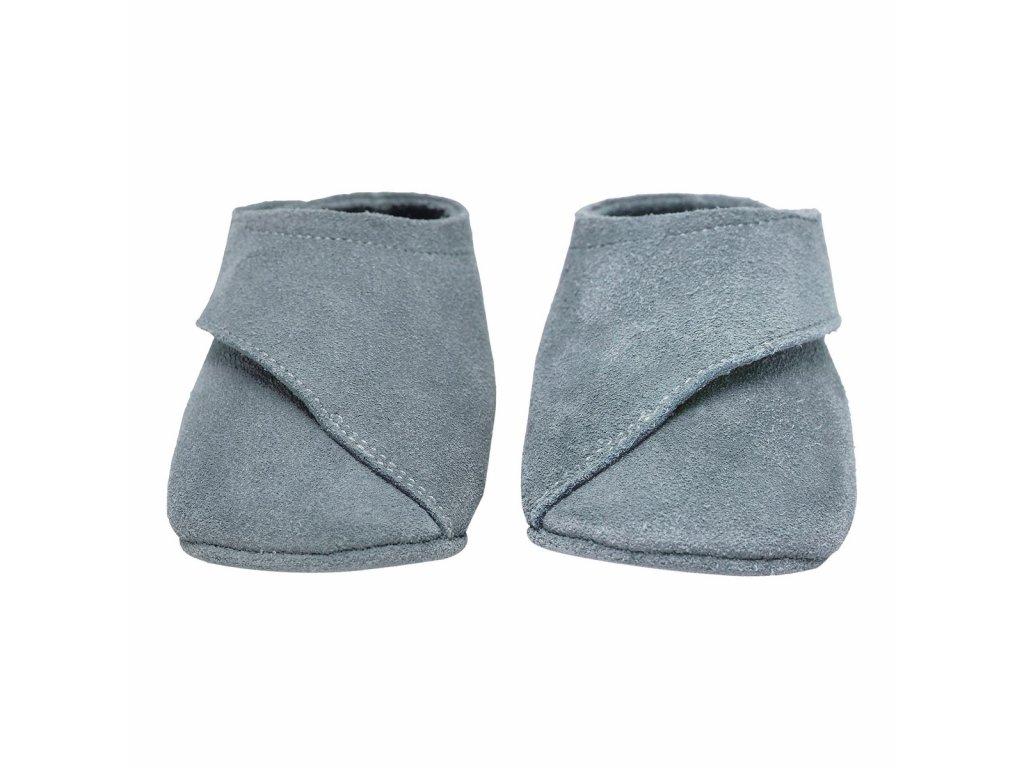 LODGER Capačky Walker Loafer Steel Grey