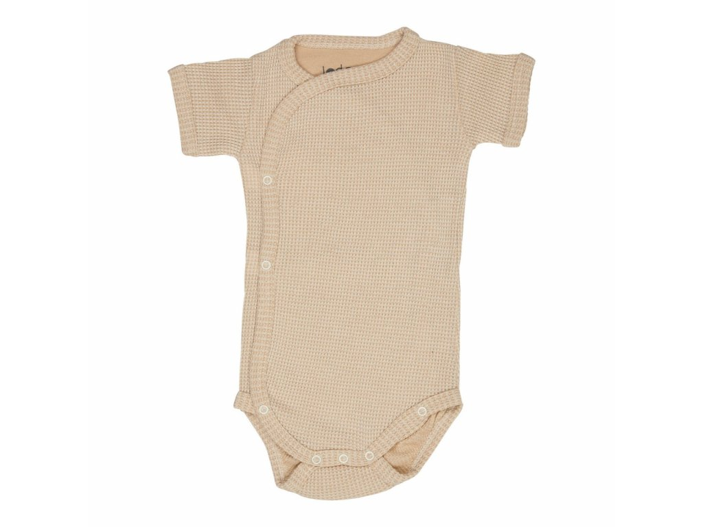 LODGER Body Romper Short Sleeves Ciumbelle Ivory