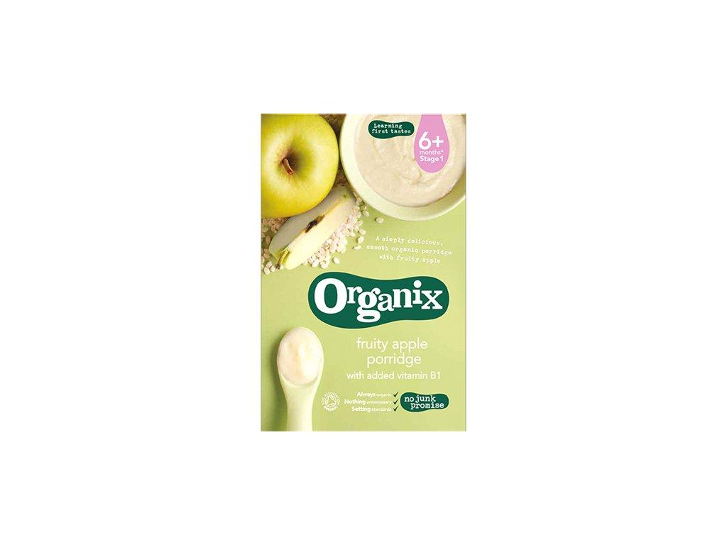 jablková kaša organix 120g