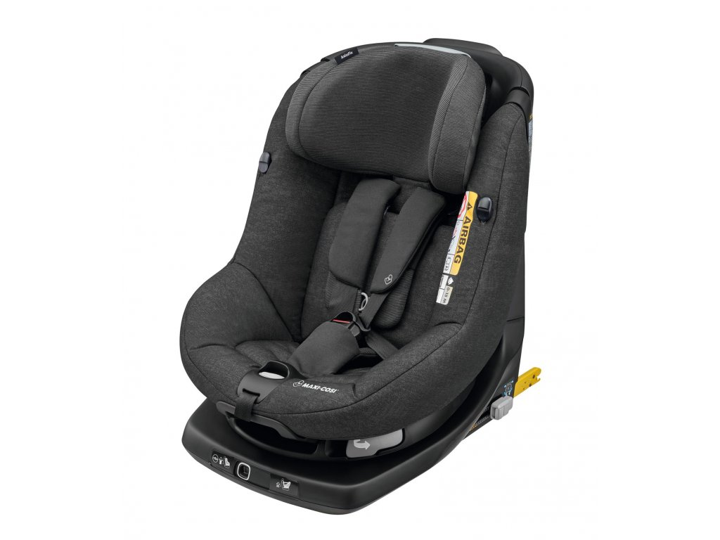 Maxi-Cosi Autosedačka AxissFix Nomad Black 0-18kg 2019 8020710110