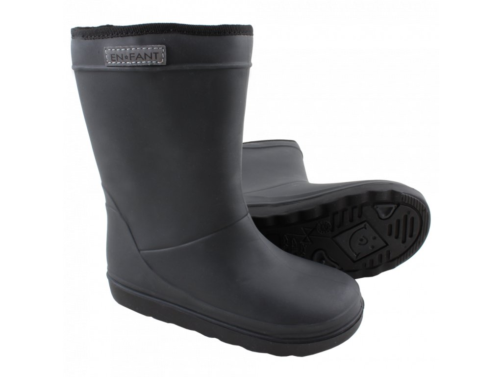 thermoboots black