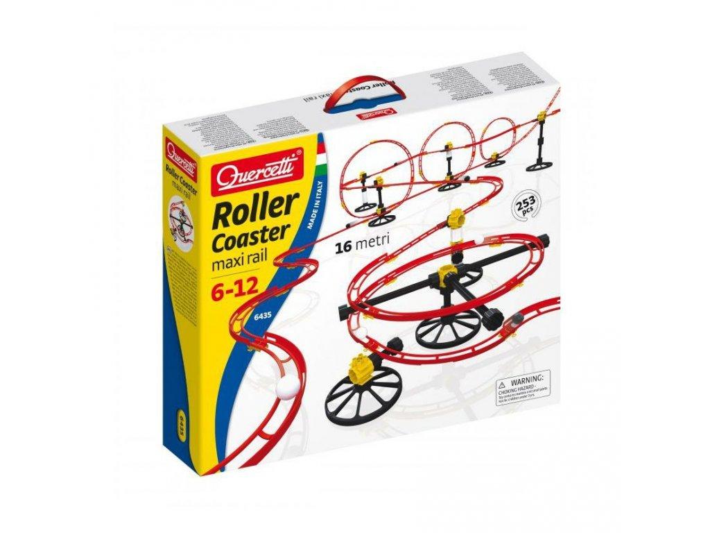 6435 quercetti roller coaster maxi
