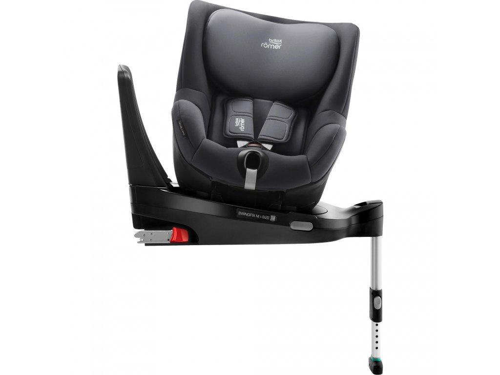 RÖMER Autosedačka Swingfix M i-Size BRR022737/Storm Grey
