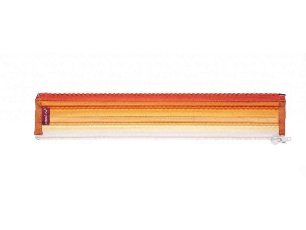 Manduca ZipIn - oranžový