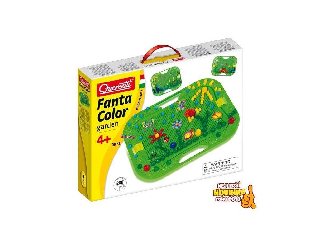 Quercetti FantaColor Design Garden mozaika