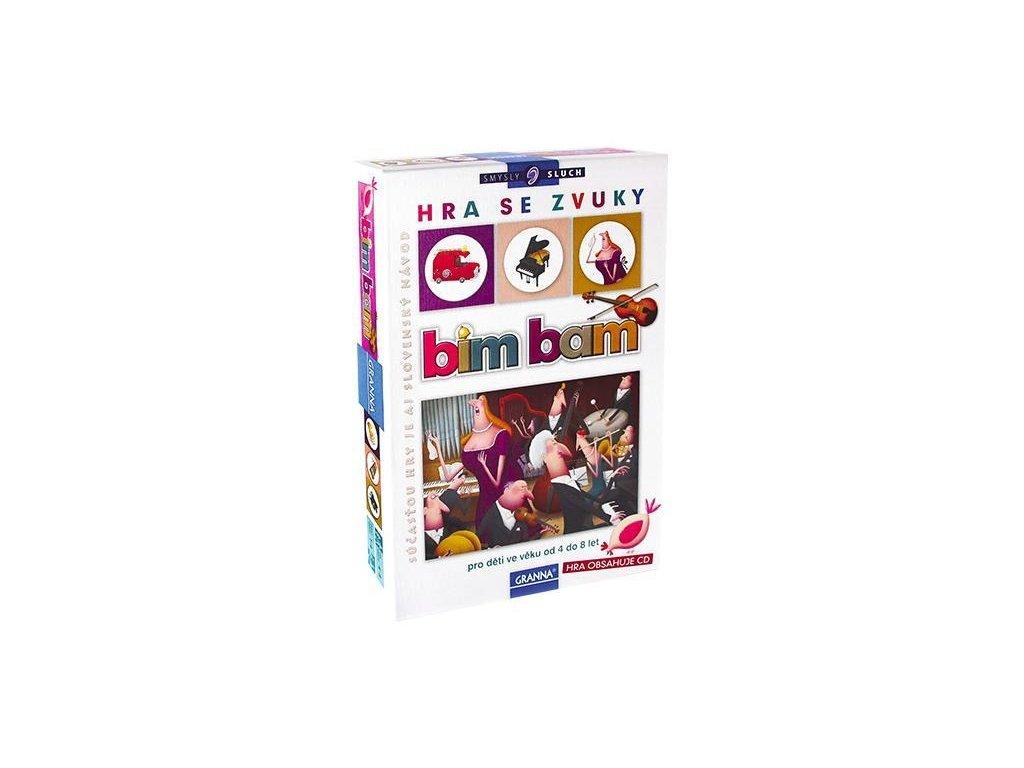 GRANNA - BIM BAM - spoločenská hra