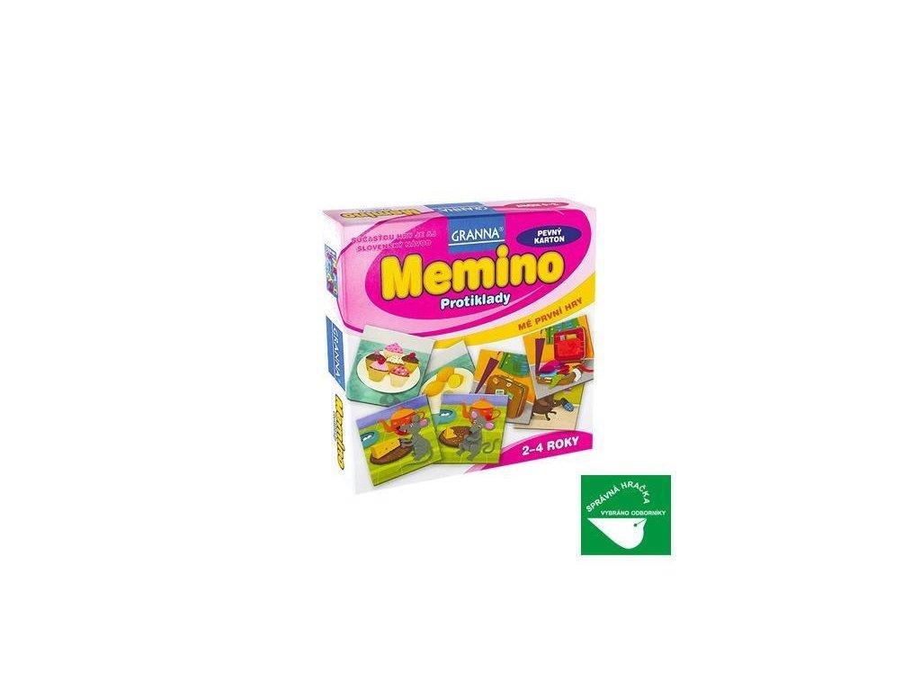 GRANNA -Memino - spoločenská hra