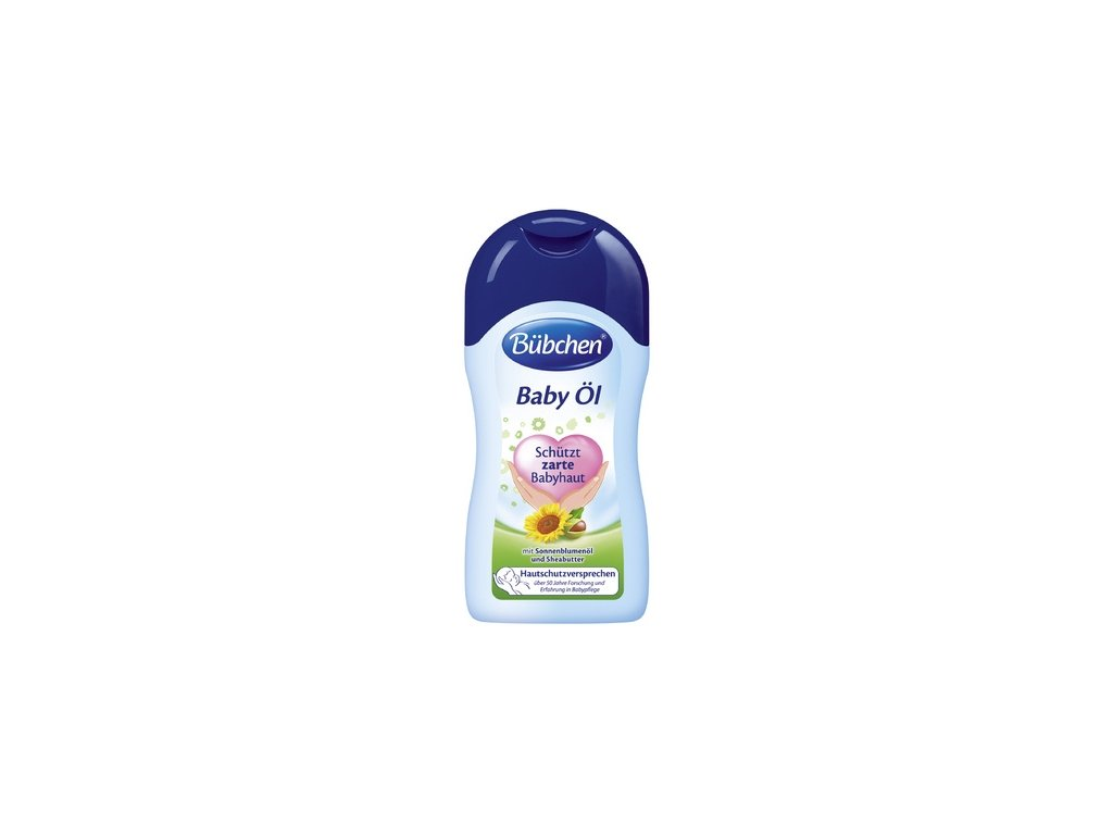 Bübchen Baby olej 200ml