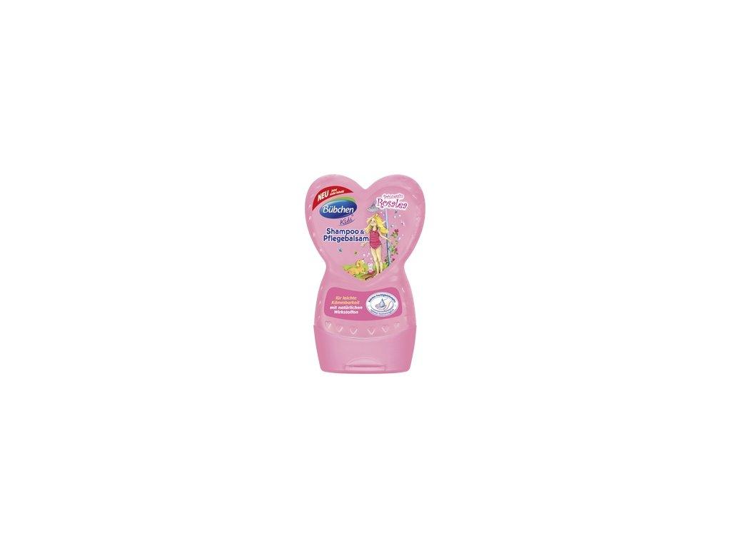 Bübchen Rosalea 2v1 šampón 200ml